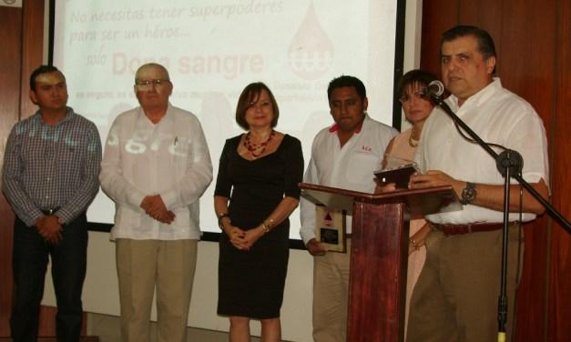 Crece en Mérida la cultura de donación altruista de sangre