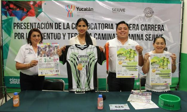 Promueve Sejuve deporte y sana convivencia familiar