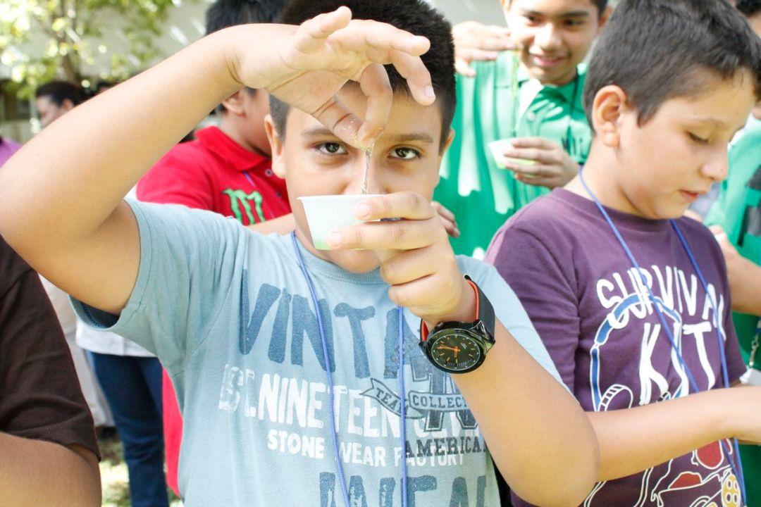 , los niños y jóvenes participarán realizando proyectos de investigación
