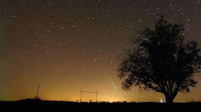 ¿De verdad se caen las estrellas durante la lluvia de estrellas?