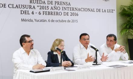 Brillará Yucatán con importante evento internacional de ciencia y tecnología
