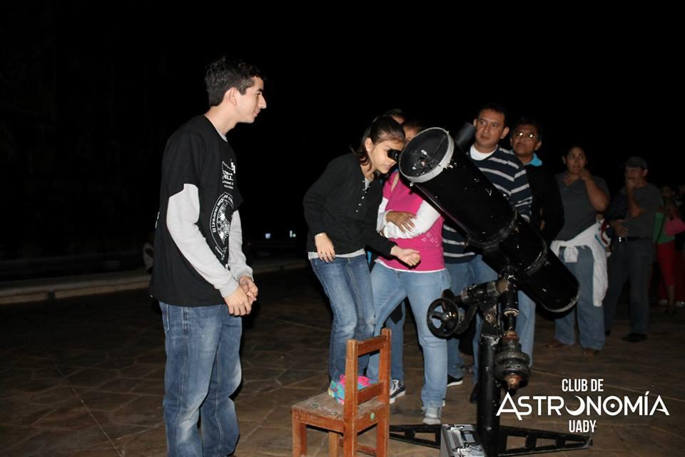 Foto: Faceboo Club de Astronomía