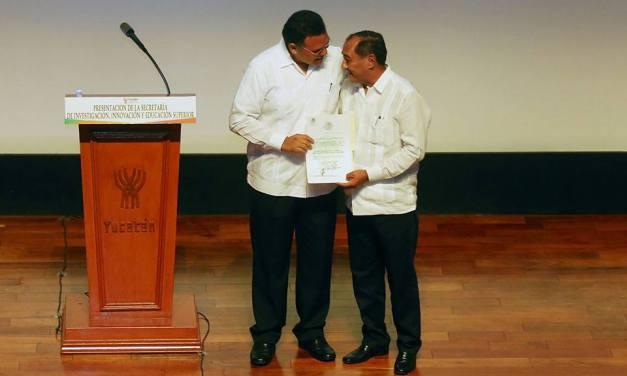 Crean Secretaría de Investigación, Innovación y Educación Superior en Yucatán