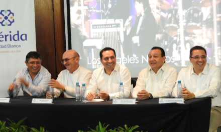 Anuncian el Mérida Fest 2016