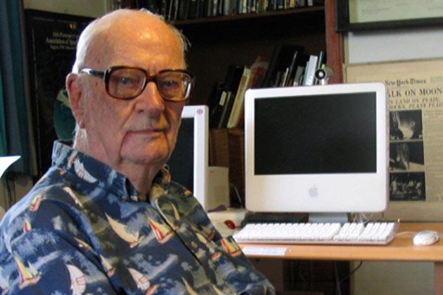 4.Arthur C. Clarke