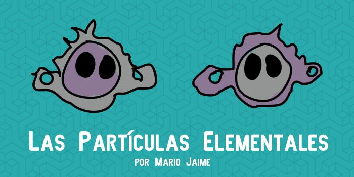 Las matemáticas y las partículas elementales