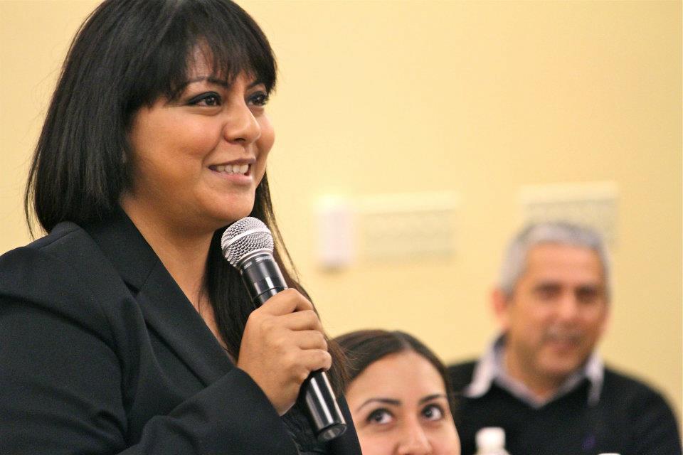 Diana Albarrán | Foto: http://shpe-sv.org