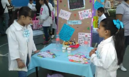Feria Científica  del Colegio Libertadores de América