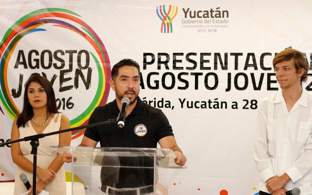 Anuncian actividades del mes de la Juventud