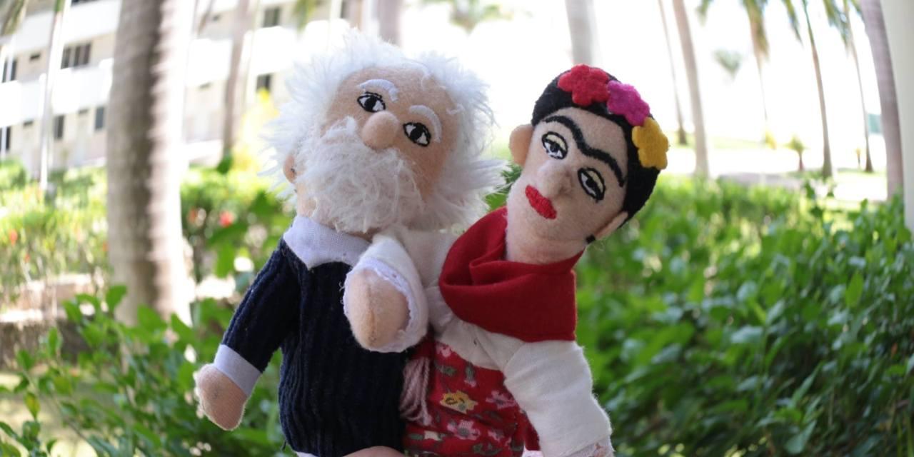 Zapat Einstein y María Curie Kahlo vuelven a Boston