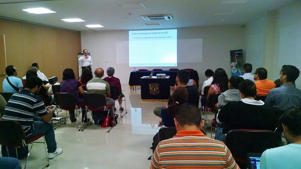 IIMAS Yucatán realiza primer Simposio en Bioinformática