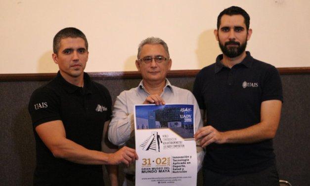 UADY sede del Congreso Mundial de Cineantropometría