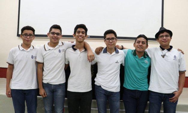 Talento yucateco en la fase nacional de la XXX Olimpiada de Matemáticas
