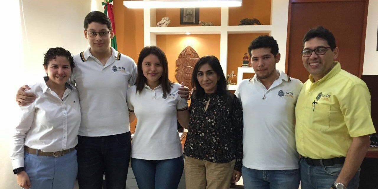 Seis estudiantes yucatecos en la etapa nacional de la  Olimpiada de Química