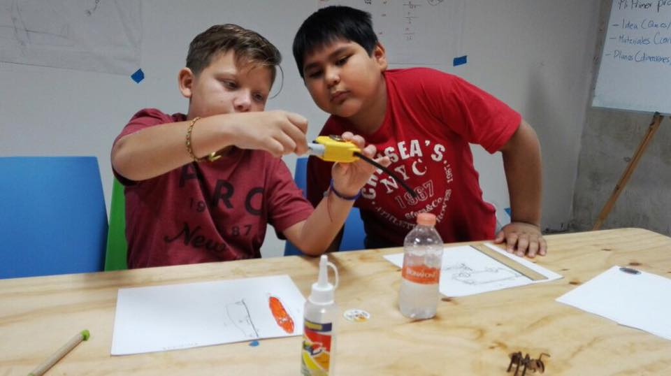 Experimental Maker Kids