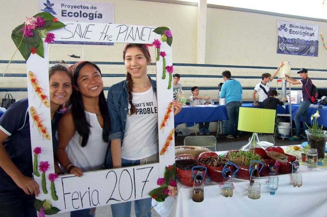 Proyectos: Subsuelo e Invernadero. Alumnos de 2° de Prepa. Materia: Ecología