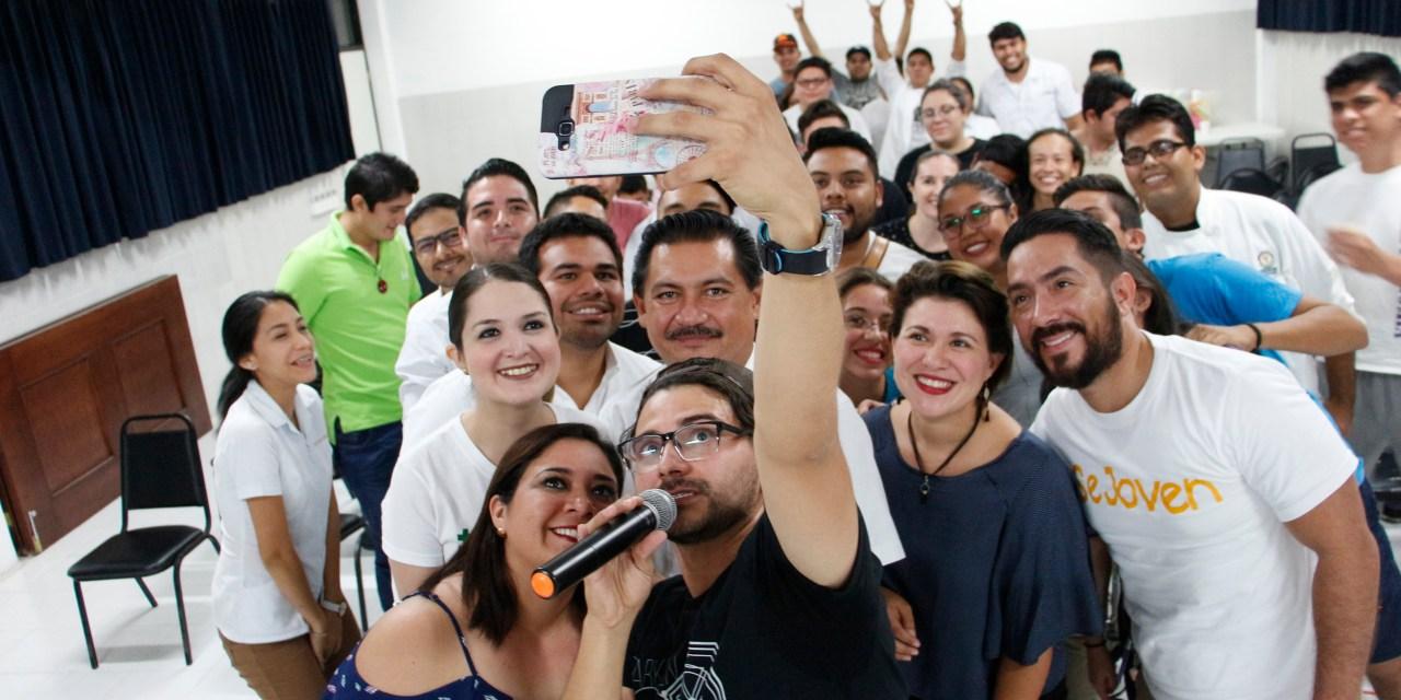 Inician foros de apoyo a las ideas juveniles