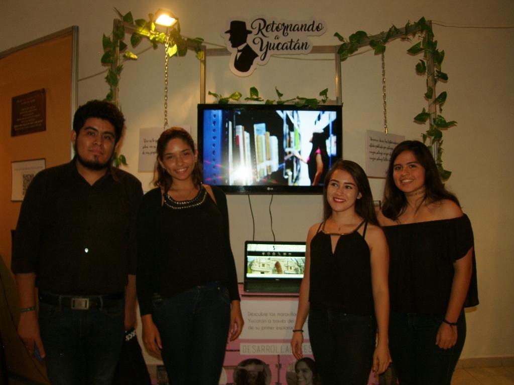 Diseño Interactivo   Sitio Web: Retornando a Yucatán