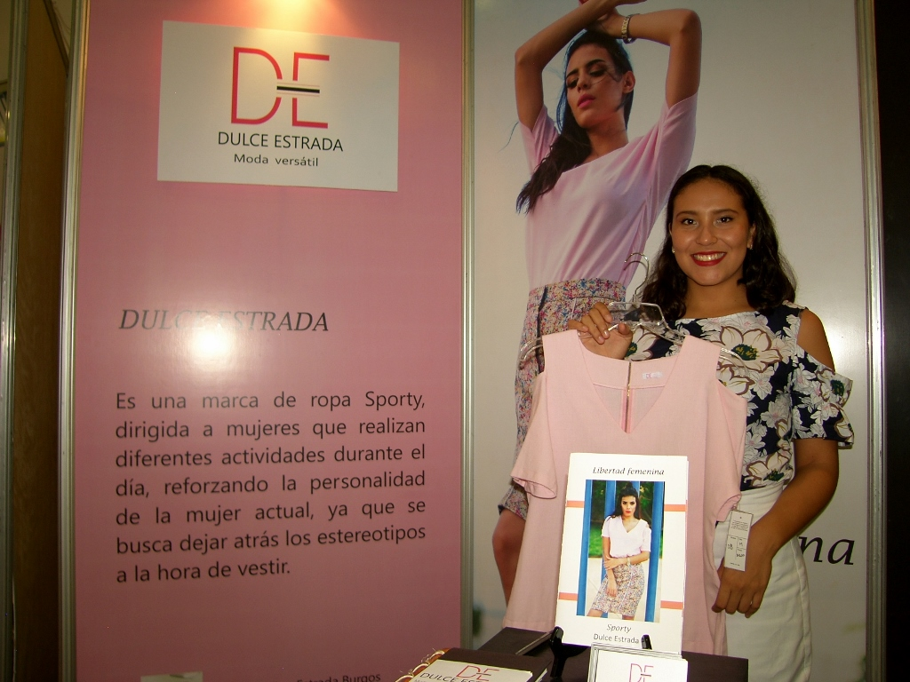 Dulce Estrada. Moda versátil sporty chic