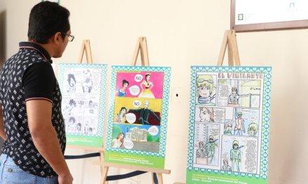 """""""Arte en claro"""" exposición itinerante en el Centro Cultural Universitario"""