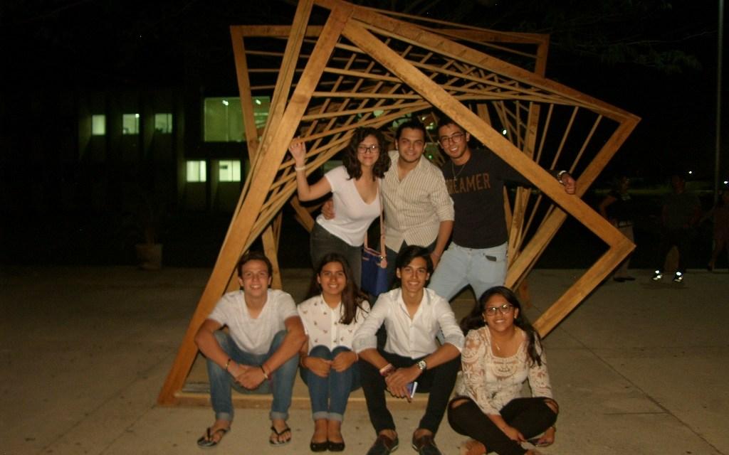 Escuela de Arquitectura de la Universidad Modelo realiza 9° Concurso de Puentes