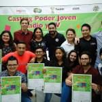 A la búsqueda de la generación 2018 de Poder Joven Radio y TV