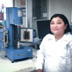 Estudiante del CICY desarrolla material para películas biodegradable con desechos de agave