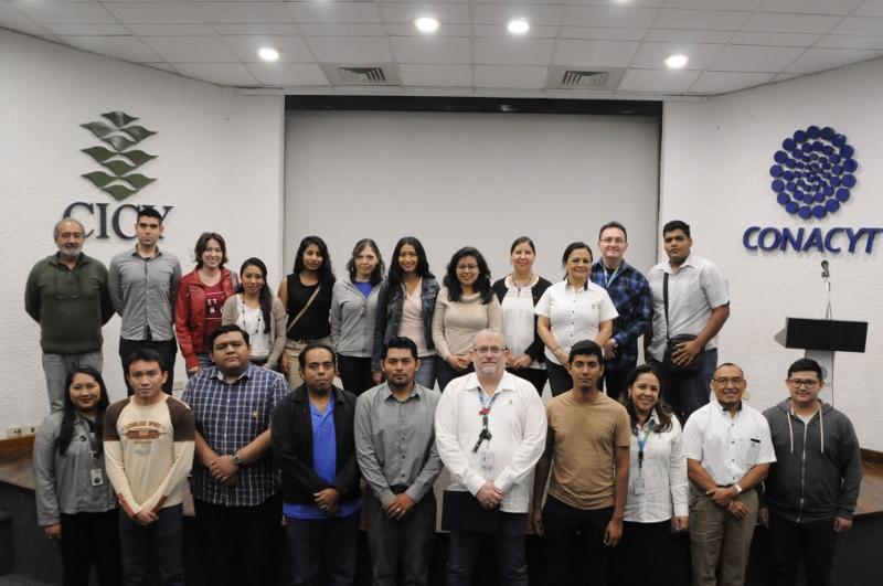 EL CICY recibe a nueva generación en sus siete programas de posgrado