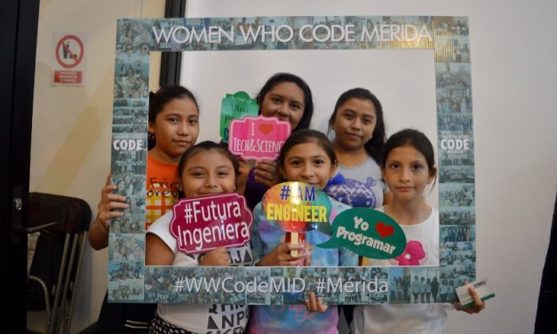 Recuento 2017 Women Who Code Merida