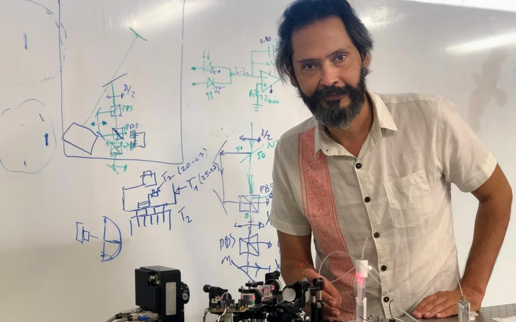 Investigadores del CICY desarrollan dispositivo láser para estimar velocidades de flujo sanguíneo in vivo