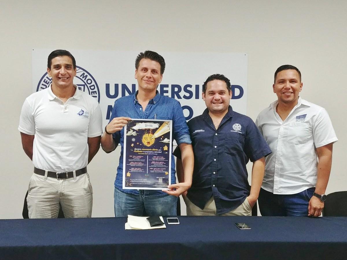 La Ola de la Ciencia Vuelve a Mérida