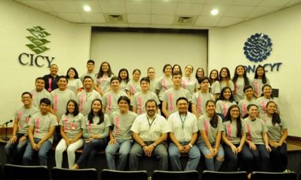 Inicia la Segunda Semana de Ciencia para Jóvenes en el CICY