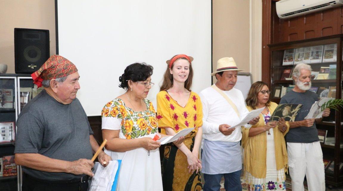 UADY imparte cursos de lengua maya