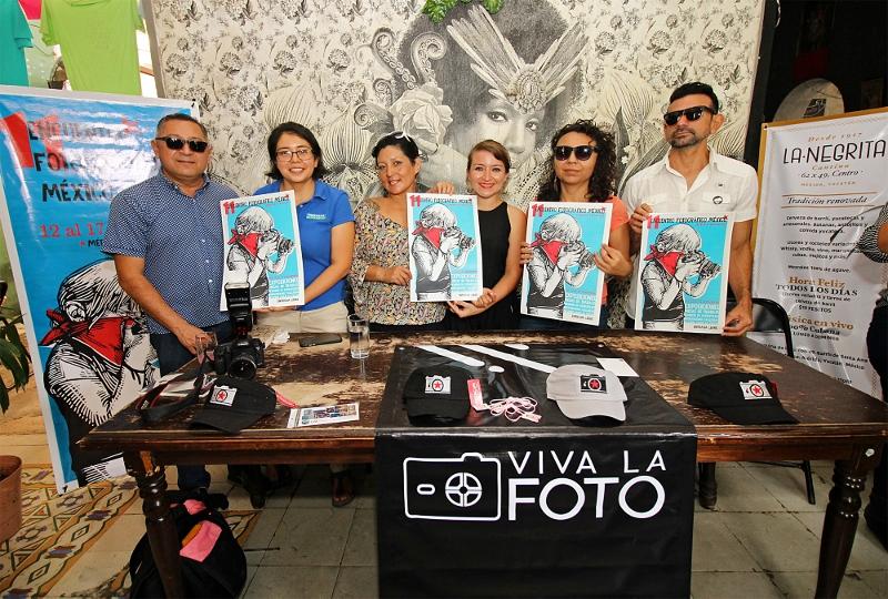 Encuentro Fotográfico México 2018, crisol de miradas en Mérida