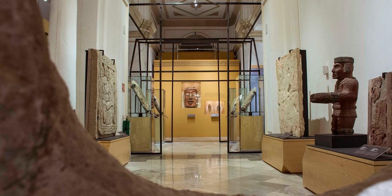 """Palacio Cantón inaugura la exposición """"Pirámides, montañas sagradas"""""""