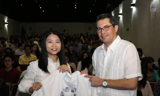 UADY recibe a más de 290 estudiantes de México y del extranjero