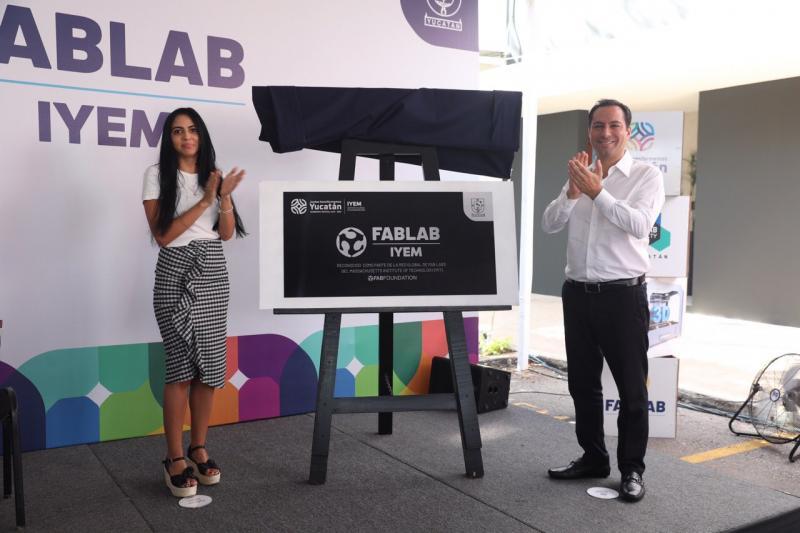 IYEM abre Laboratorio de Fabricación Digital