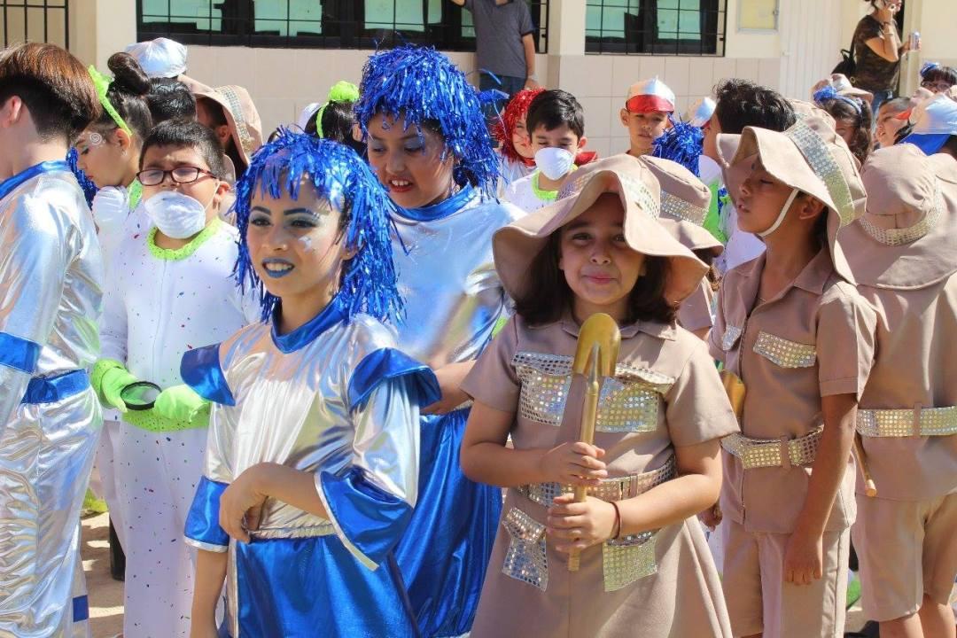 Carnaval Escuela Modelo 4