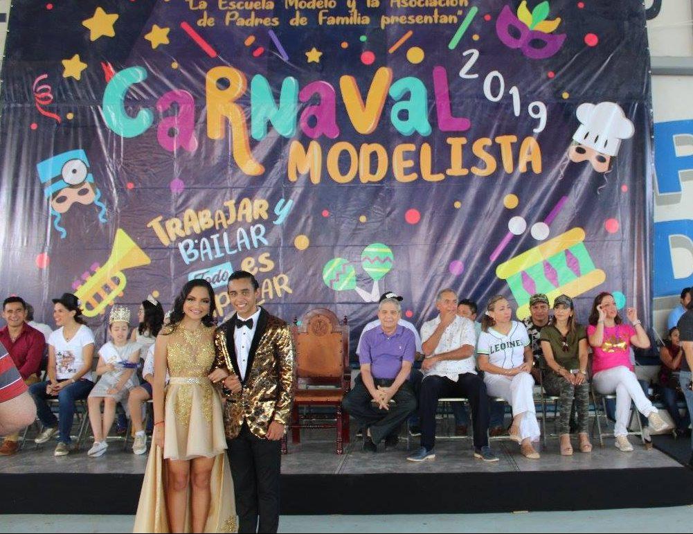 Carnaval Escuela Modelo