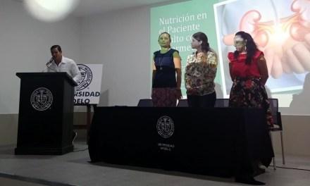Expertos dialogan sobre Nutrición en las Enfermedades Renales