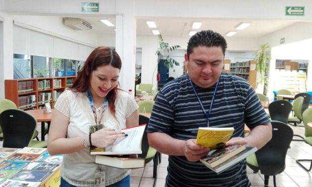 Intercambio de Libros en el CICY