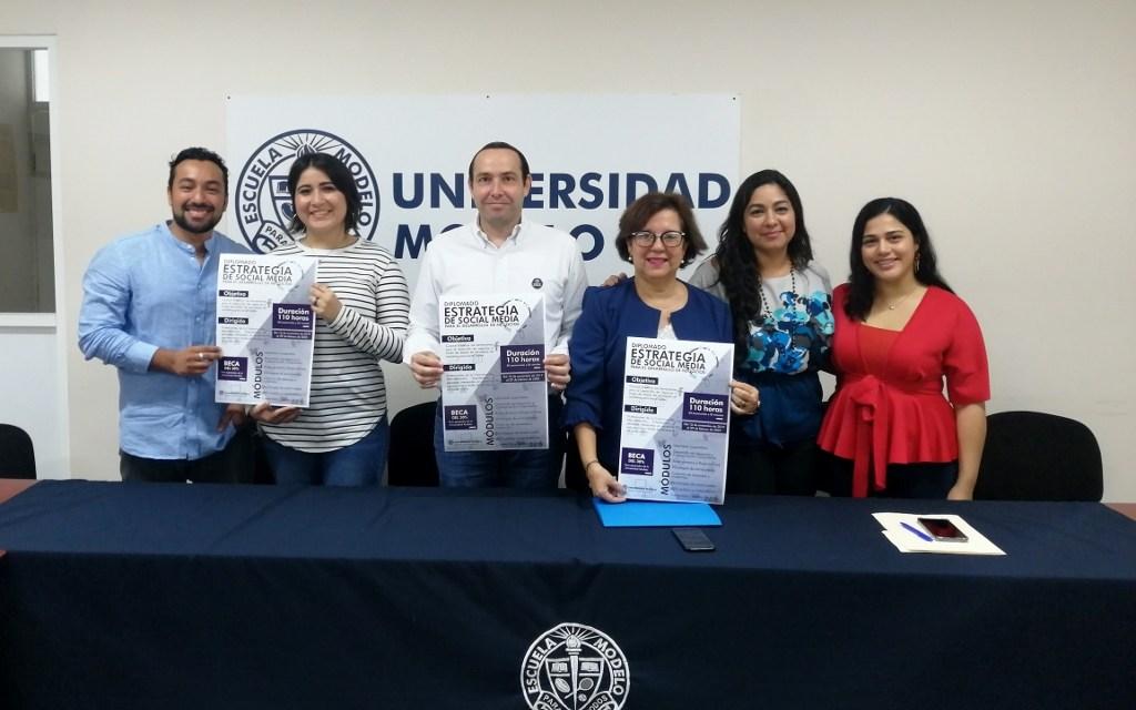 La Universidad Modelo Impartirá Diplomado de Social Media para el Desarrollo de Negocios