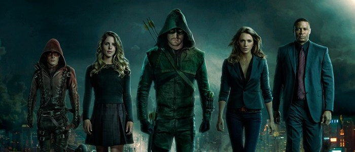 Arrow Officially Renewed For Season 4!