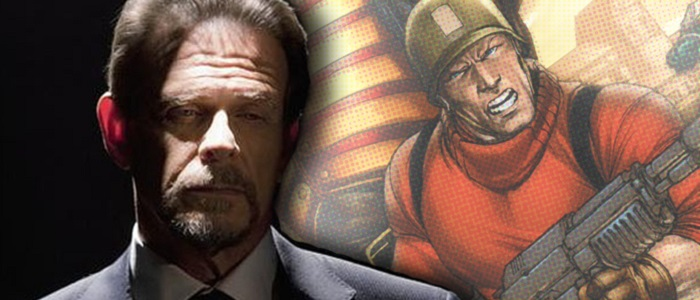 Actor Marc Singer Cast As A DC Character For Season 3