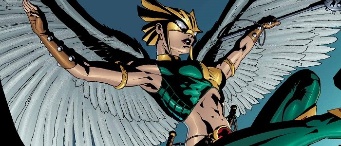 Actress Ciara Renée Cast As Hawkgirl In The Arrow/Flash Spinoff Series