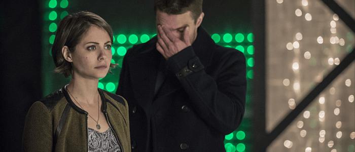 """Promo Images For Season 3 Episode 19 """"Broken Arrow"""""""