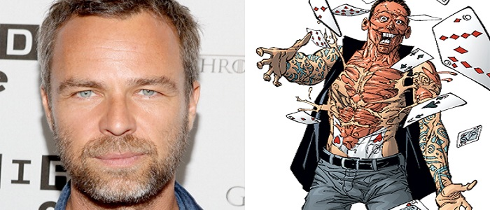 JR Bourne Cast As The Villain Double Down