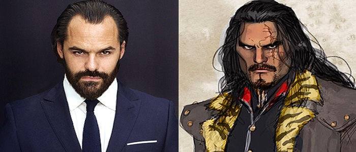 "Casper Crump Cast As The Villain Vandal Savage In ""DC's Legends of Tomorrow"""
