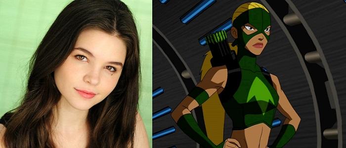 Actress Madison McLaughlin To Play Artemis In Season 5!