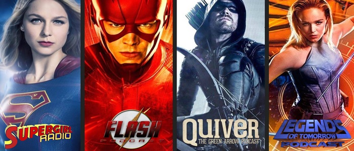 "Quiver: Special 11 – DC TV Podcast ""Invasion!"" Crossover"
